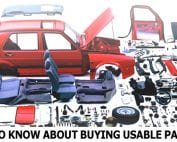 Everything You Need to Know About Buying Usable Parts From Salvage Yard