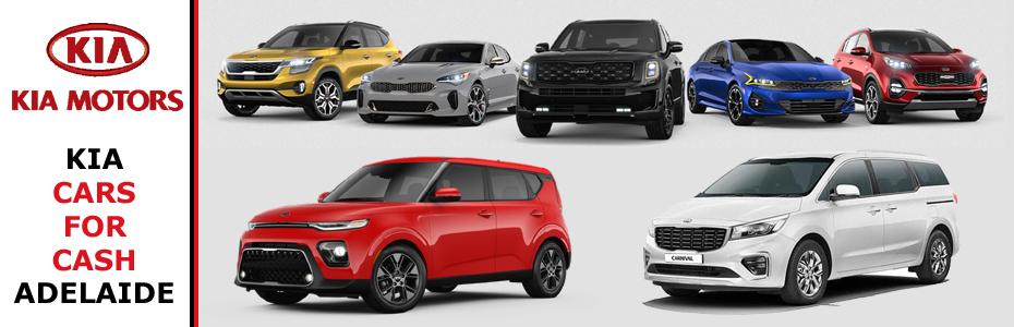 Kia Cars For Cash Adelaide